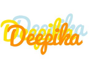 Deepika energy logo