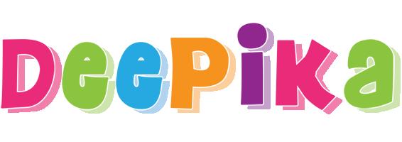 Deepika friday logo