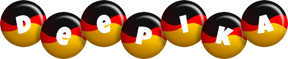 Deepika german logo