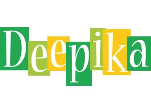 Deepika lemonade logo