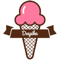 Deepika premium logo