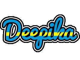 Deepika sweden logo