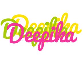 Deepika sweets logo