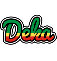 Deka african logo