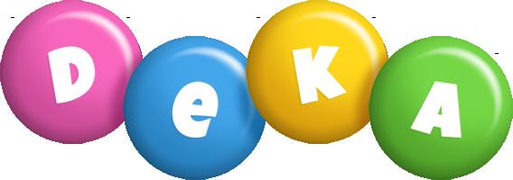 Deka candy logo