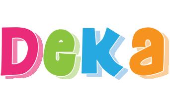 Deka friday logo