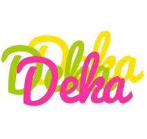 Deka sweets logo