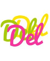 Del sweets logo