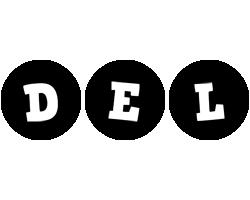 Del tools logo