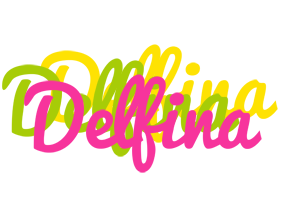 Delfina sweets logo