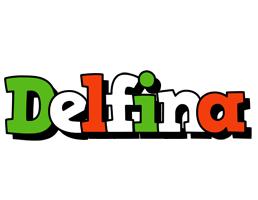Delfina venezia logo