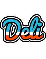 Deli america logo