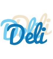Deli breeze logo