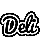 Deli chess logo
