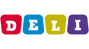 Deli daycare logo