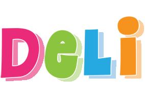 Deli friday logo