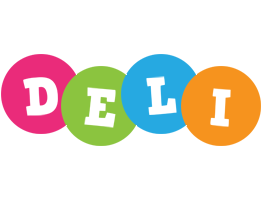 Deli friends logo