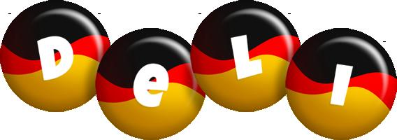 Deli german logo