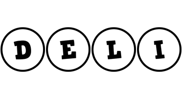Deli handy logo