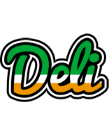 Deli ireland logo