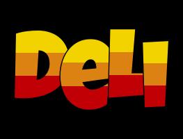 Deli jungle logo