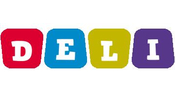 Deli kiddo logo