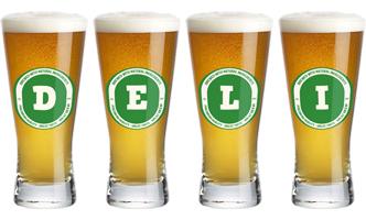 Deli lager logo