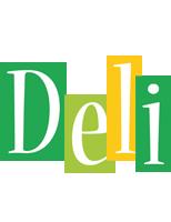 Deli lemonade logo