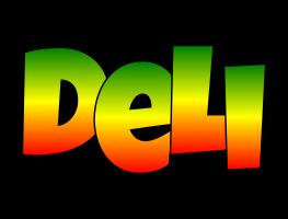 Deli mango logo