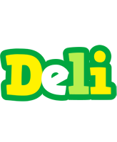 Deli soccer logo