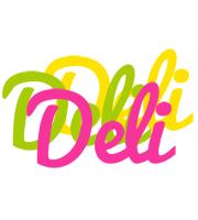 Deli sweets logo