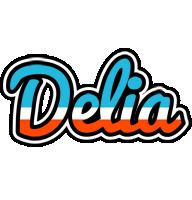 Delia america logo