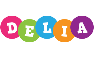 Delia friends logo