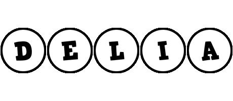 Delia handy logo