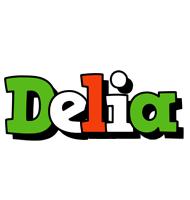 Delia venezia logo