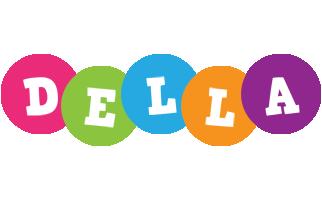 Della friends logo