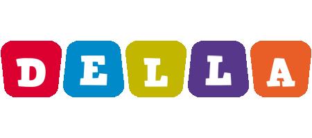 Della kiddo logo
