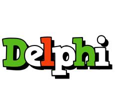 Delphi venezia logo