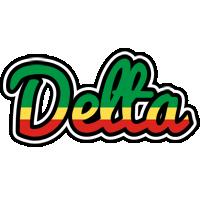 Delta african logo