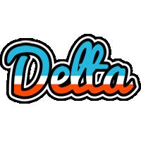 Delta america logo