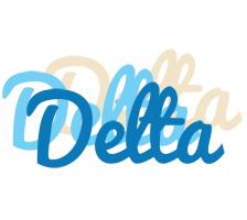 Delta breeze logo