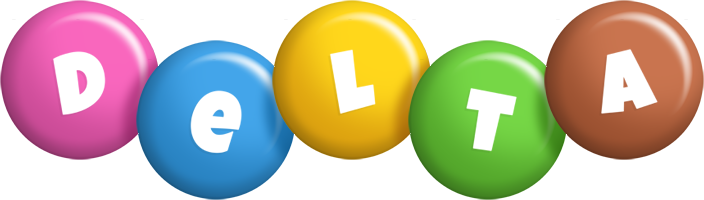 Delta candy logo