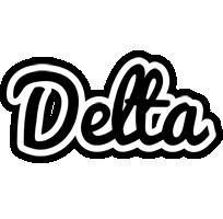 Delta chess logo