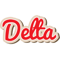 Delta chocolate logo