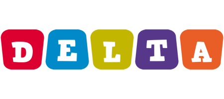 Delta daycare logo