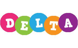 Delta friends logo