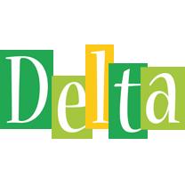 Delta lemonade logo