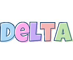 Delta pastel logo