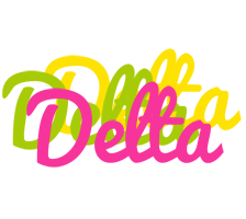 Delta sweets logo