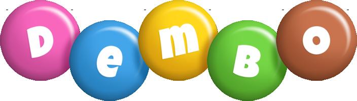 Dembo candy logo
